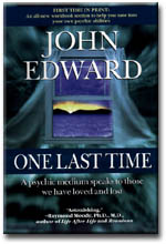 John Edwards book - One Last Time